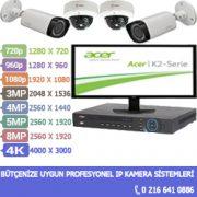 IP Kamera Sistemi