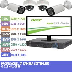 IP Kamera Sistemleri