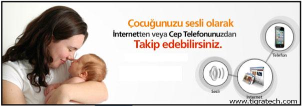 Bebek kamerası kablosuz